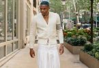 Lakers Russell Westbrook Rocks Dress at NYFW