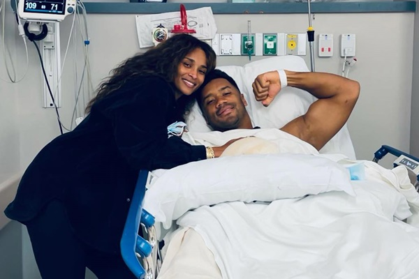Says Husband Russell Wilson Is 'the Toughest Man I Know'